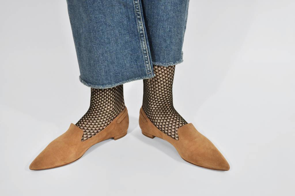 Swedish Stockings Vera net ankle sock
