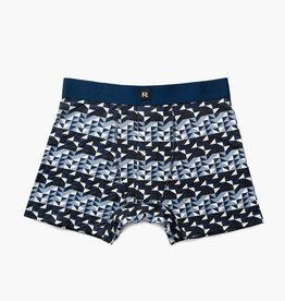 Richer Poorer A Frame boxer brief size small