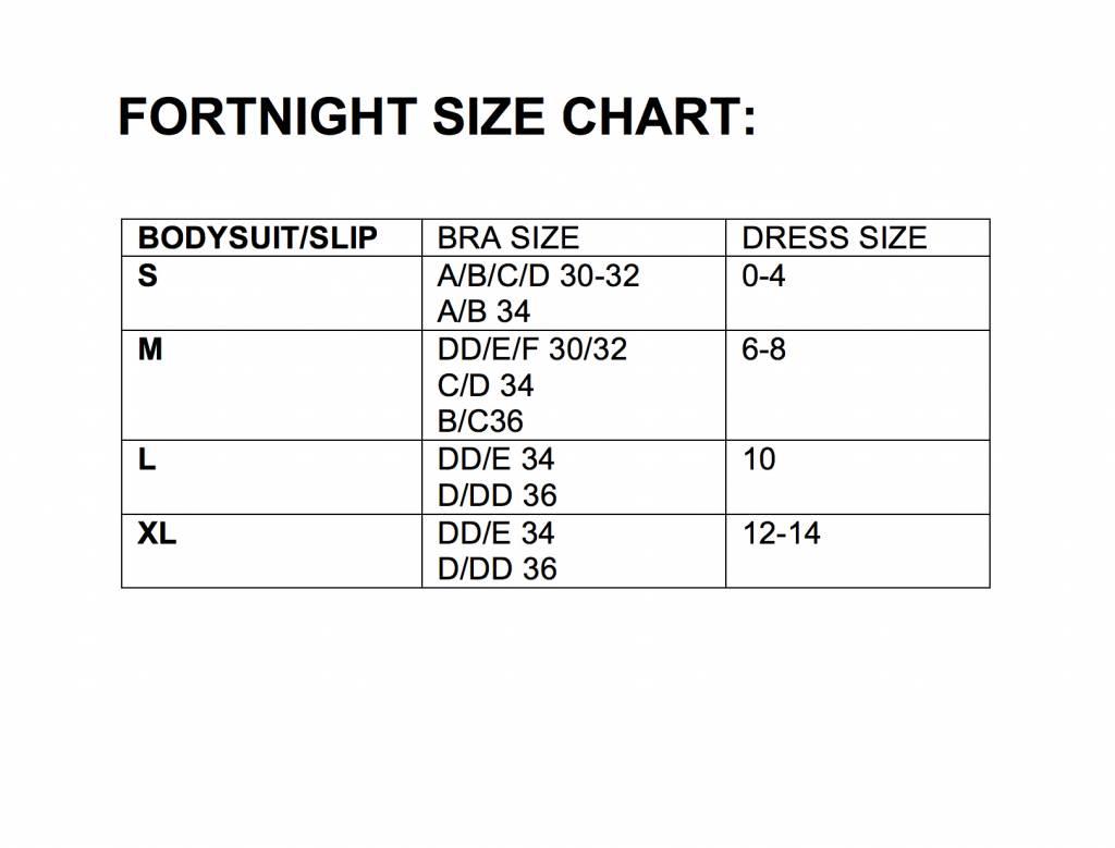 Fortnight Ara bodysuit