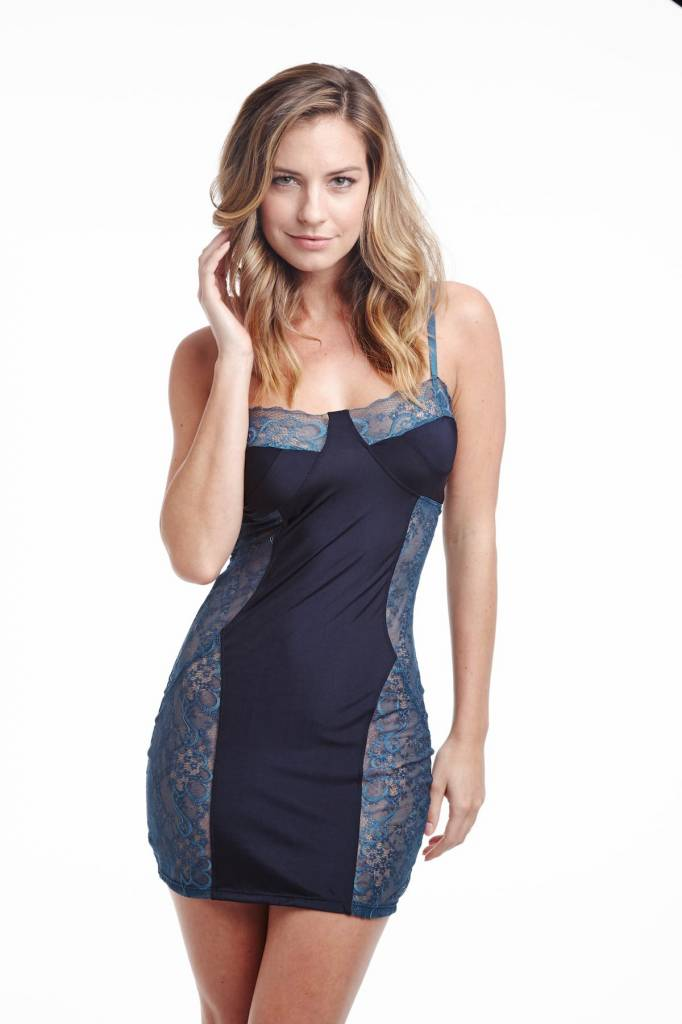 Samantha Chang Filigree chemise