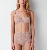 Else Pointelle HW cut out brief size small