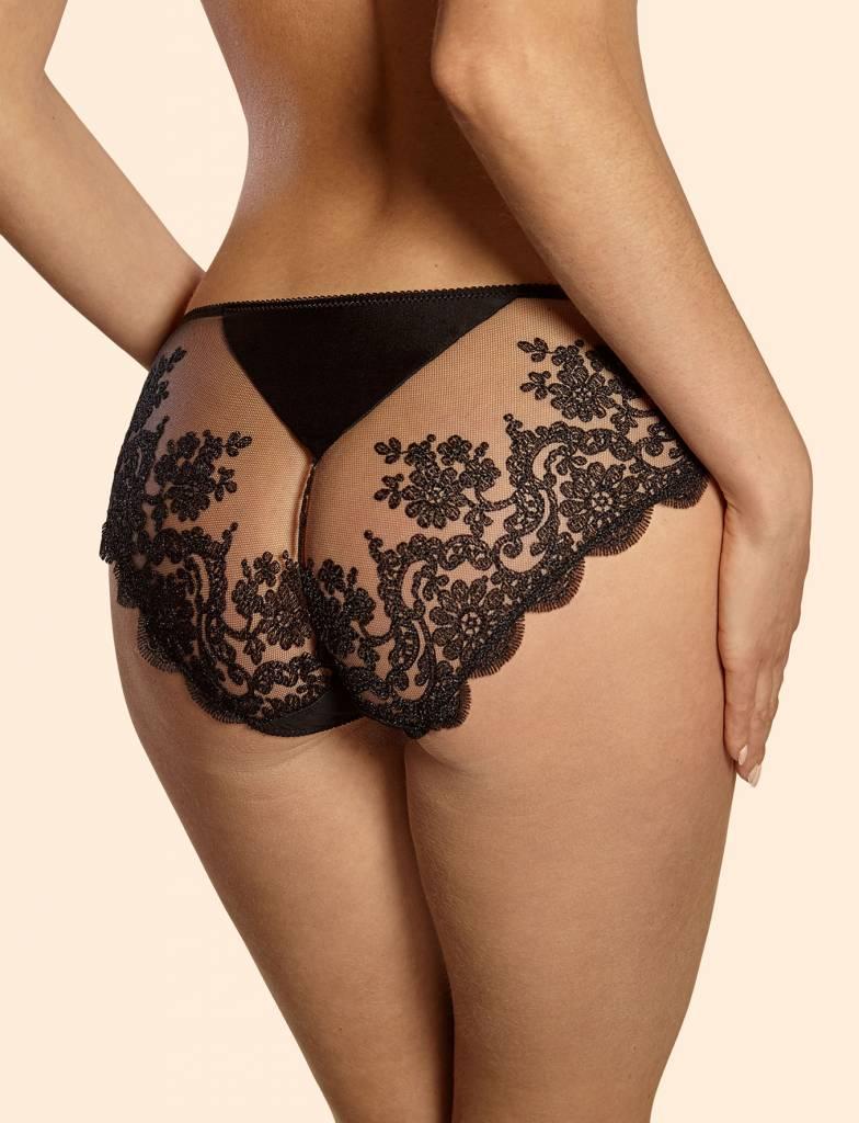 Ajour Frangelico panties lace back size XXL