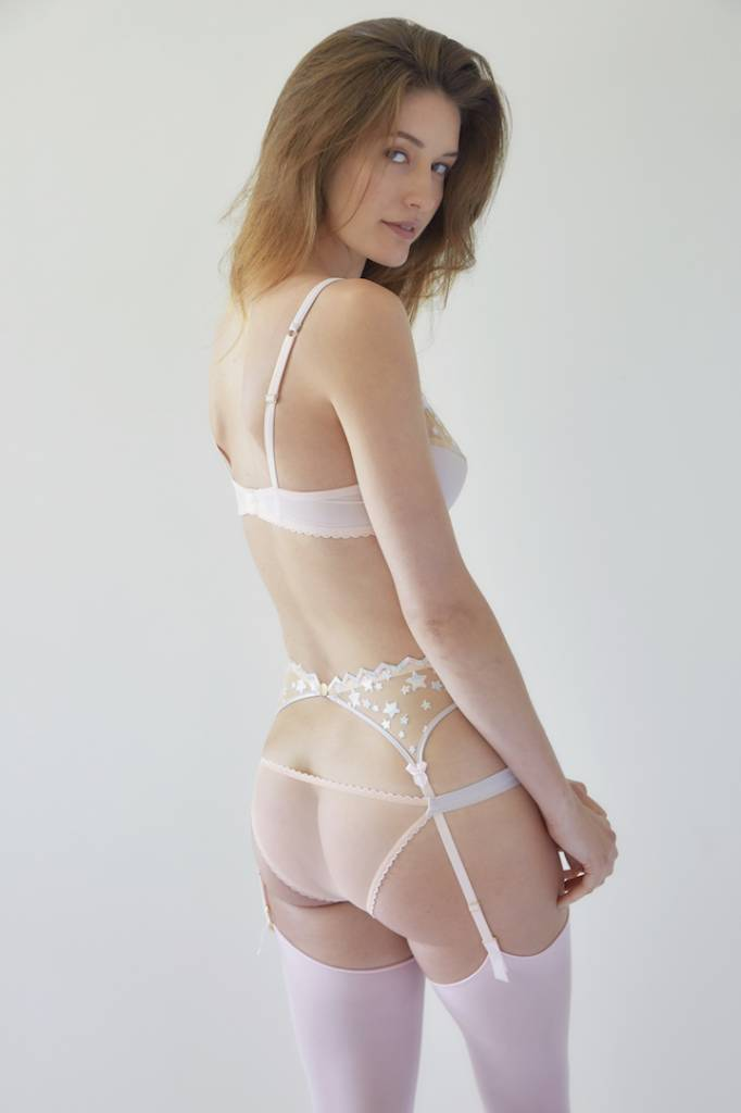 Mimi Holliday Angel Face suspender