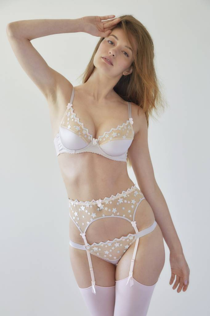 Mimi Holliday Angel Face suspender