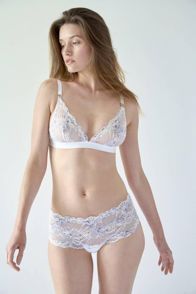 7a18a56eaa Mimi Holliday Pina Colada corset boyshort - ETAIN
