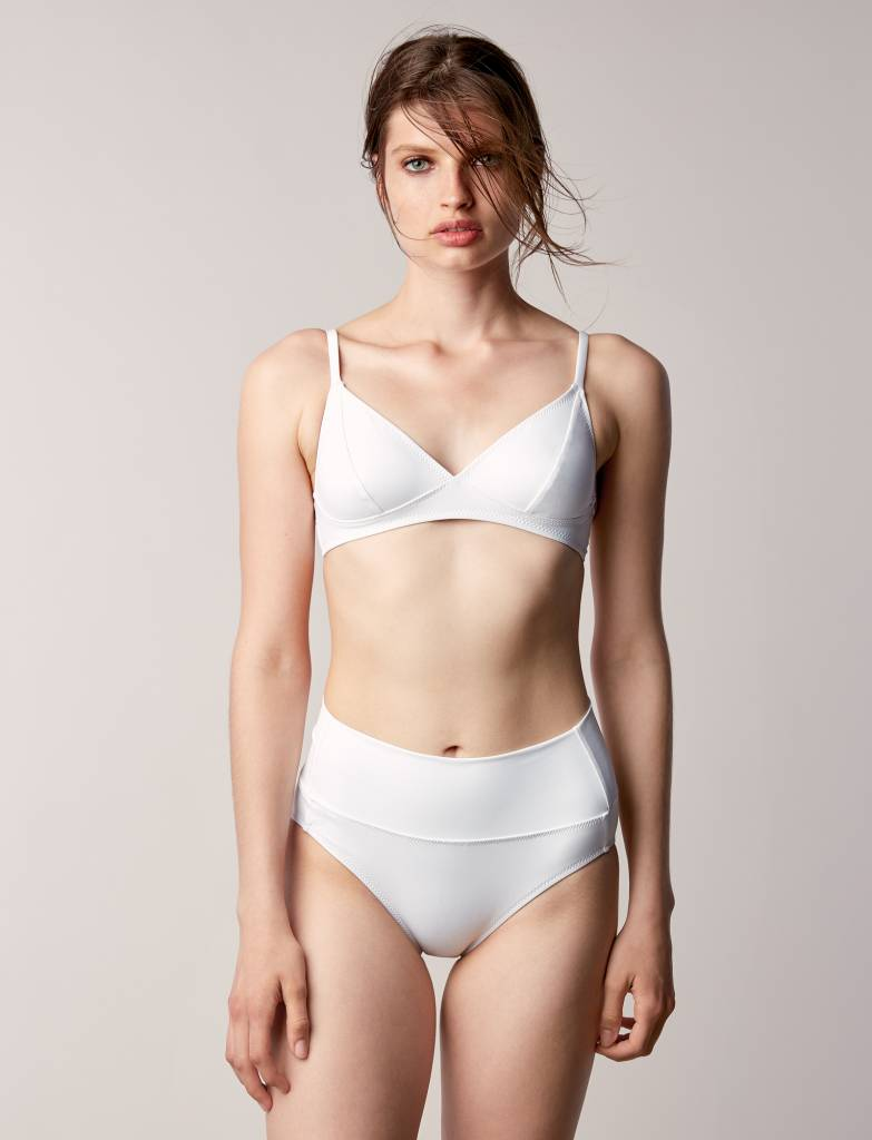 Fortnight Swim Tri bralette