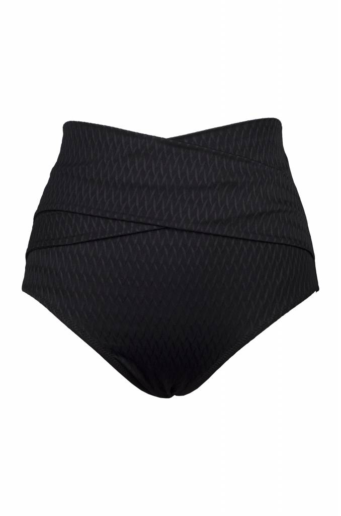 Lonely Connie swim brief