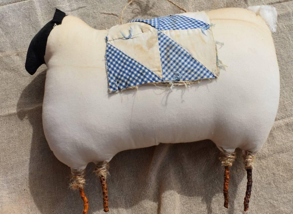 Homemade Prim Sheep