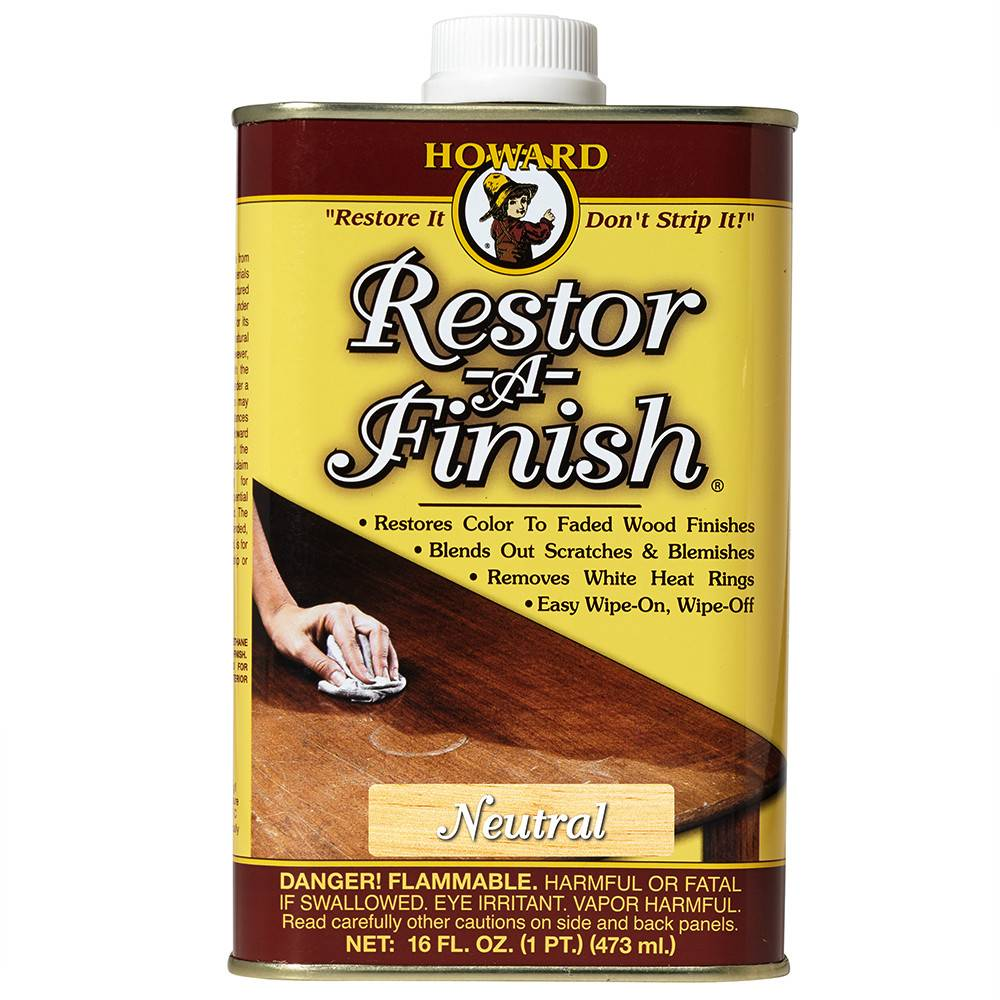 Howard Products Restor-A-Finish, Neutral