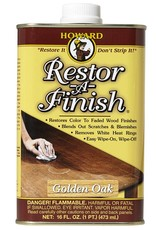 Howard Products Restore-A-Finish, Golden Oak