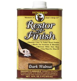 Howard Products Restor-A-Finish, Dark Walnut