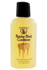 Howard Products Butcher Block Conditioner, 2 oz