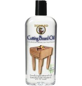 Howard Products Cutting Board Oil, 12 oz