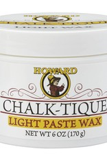 Howard Products Chalk-Tique Paste Wax, Light