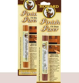 Howard Products Finish Fixer Fill Stick, Dark Walnut