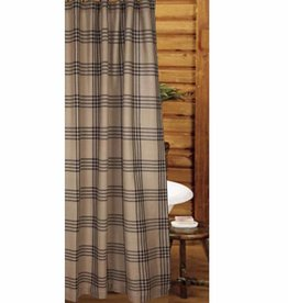 Raghu Exim Chesterfield Shower Curtain