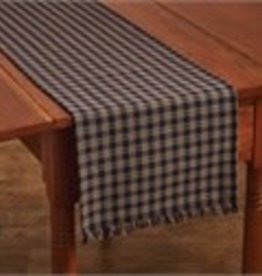 "Park Designs Sturbridge Navy Table Runner 54"" L x 13"" W"