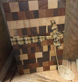 Homemade Handmade Cutting Board