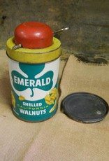 Emerald Walnut Tin with chopper