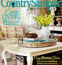 Country Sampler Magazine Country Sample Magazine, May 2017