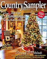 Country Sampler Magazine Country Sampler Magazine, November 2016