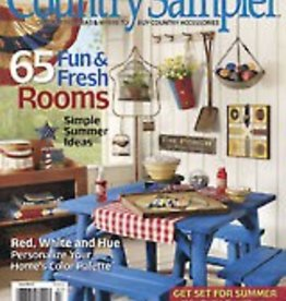 Country Sampler Magazine Country Sampler July 2013