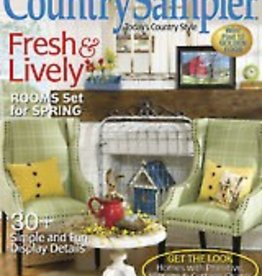 Country Sampler Magazine Country Sampler March 2015