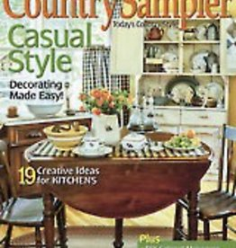 Country Sampler Magazine Country Sampler May 2015