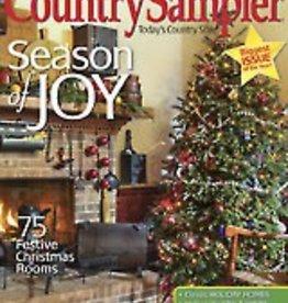Country Sampler Magazine Country Sampler November 2015
