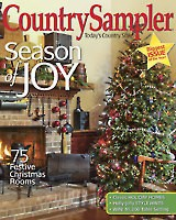 Country Sampler Magazine Country Sampler November 2015