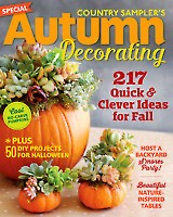 Country Sampler Magazine Country Sampler Magazine Autumn Special 2016