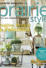 Country Sampler Magazine Country Sampler Prairie Style Winter 2015