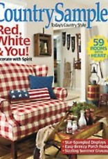 Country Sampler Magazine Country Sampler July 2014