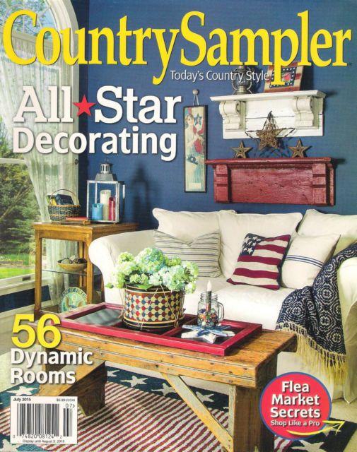 Country Sampler July 2015