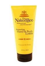 The Naked Bee Naked Bee Lotion & Cream Coconut & Honey 6.7 oz