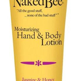 The Naked Bee Jasmine & Honey Hand & Body Lotion 6.7 oz