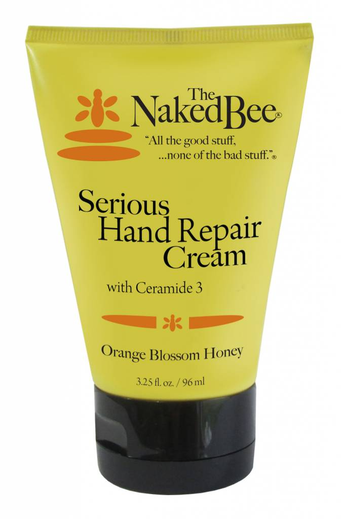 The Naked Bee Orange Blossom Serious Hand Repair Cream