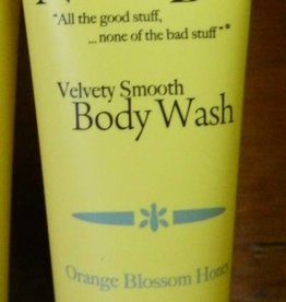 The Naked Bee Body Wash,Orange Blossom 2.25 oz