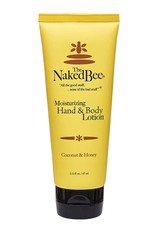 The Naked Bee Coconut & Honey Hand & Body Lotion 2.25 oz