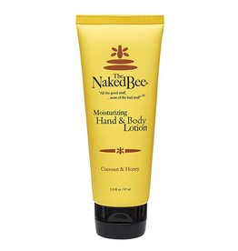 The Naked Bee Coconut & Honey Hand & Body Lotion 2.25 oz
