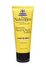 The Naked Bee Naked Bee Lotion & Cream Chai Tea 2.25 oz