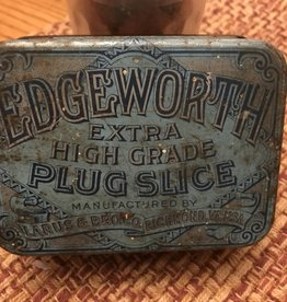 Plug Slice Tobacco Tin