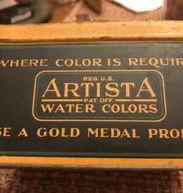 Crayola Tin, no lid, circa 1910