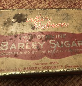 Barley Sugar Tin