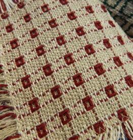 """Mountain Weavers Runner, Stone & Cran 18""""x36"""" Mountain Weavers"""