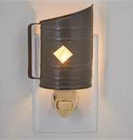 Park Designs Sifter Night Light