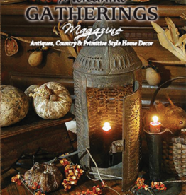 Country Rustic Magazine, formerly Mercantile Gatherings Mercantile Gatherings Fall 2017