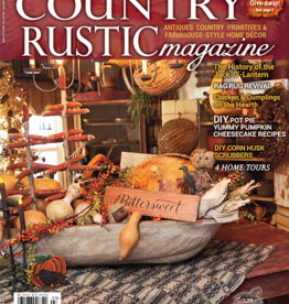 Country Rustic Magazine Fall 2019