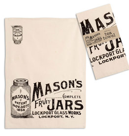 CTW Home Collection Mason Jars Tea Towel
