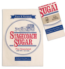 CTW Home Collection Sugar Sack Tea Towel